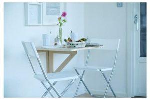 Die Belastbarkeit von IKEA Esstisch ausziehbar im Test